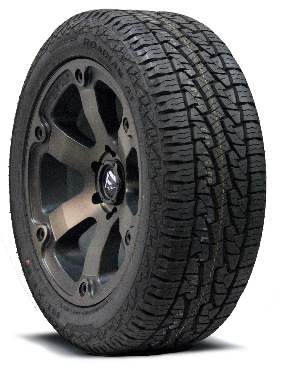 ROADIAN AT PRO RA8 | BLACK LTR (265/70 R16 – Non-directional)
