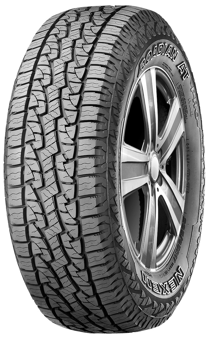 ROADIAN AT PRO RA8 | WHITE LTR (255/70 R16 – Non-directional)