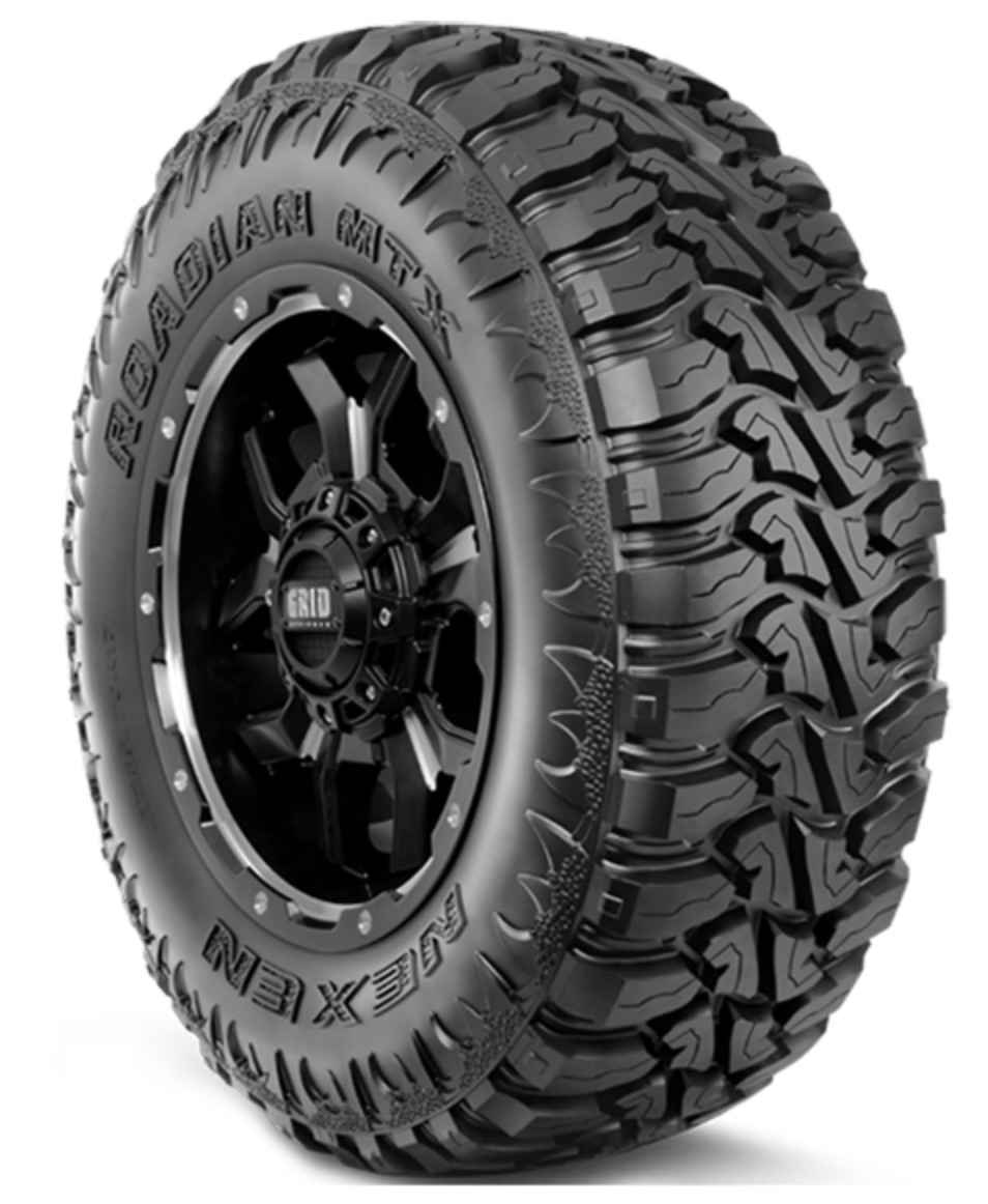 ROADIAN MTX RM7 (295/55 R20 – Non-directional)