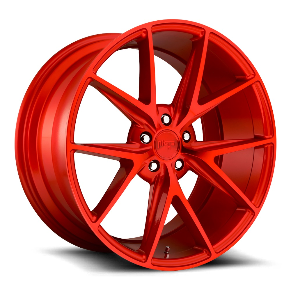 M186 | MISANO – CANDY RED (20×9″ – 5-120 +35)