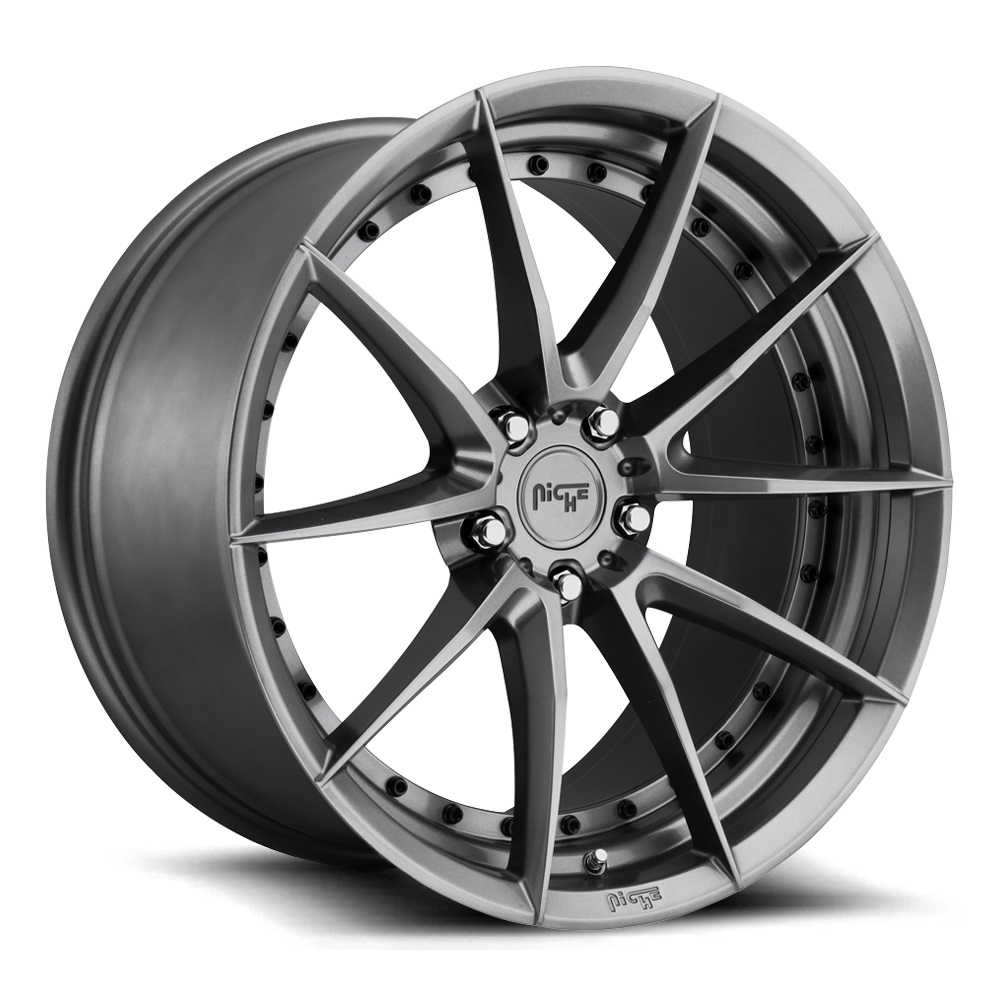 M197 | SECTOR – ANTHRACITE (19×8.5″ – 5-108 +40)