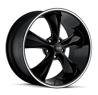 LEGEND – BLACK WITH WHITE GROOVE (20×8.5″ – 5-475 +7)