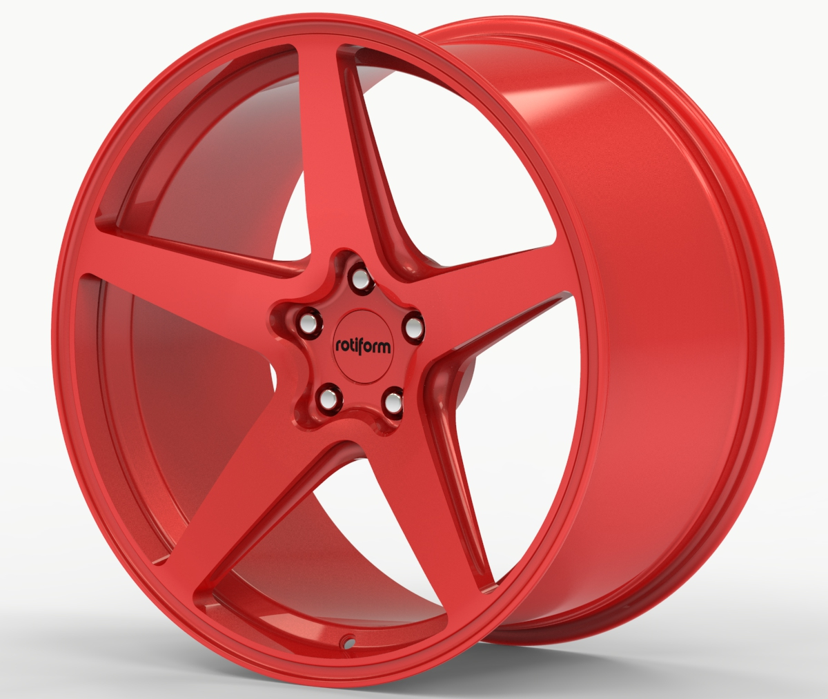 R149 | WGR – CANDY RED (18×9.5″ – 5-112 +45)