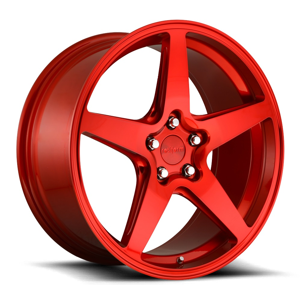 R149 | WGR – CANDY RED (18×9.5″ – 5-112 +35)