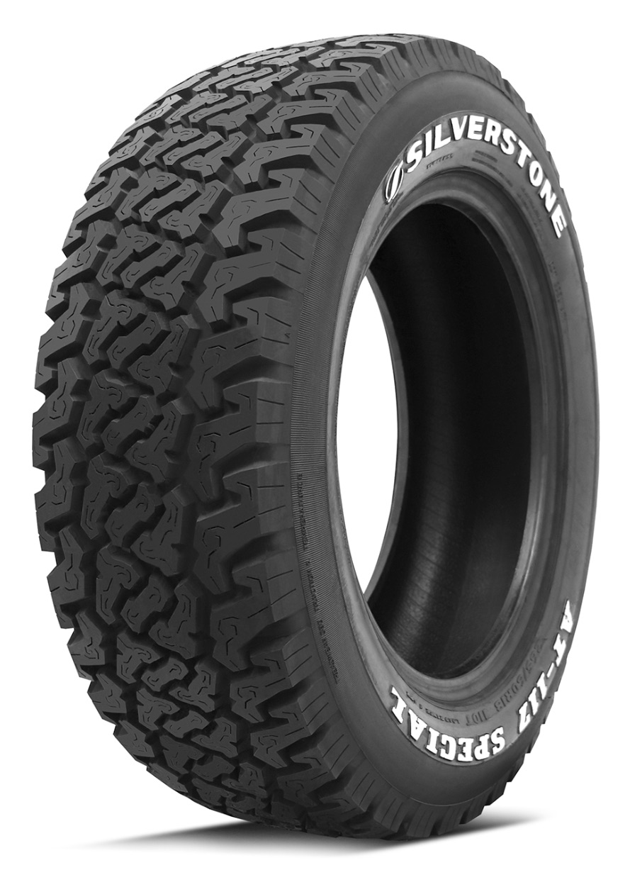 AT 117 SPECIAL (265/70 R16 – Non-directional)